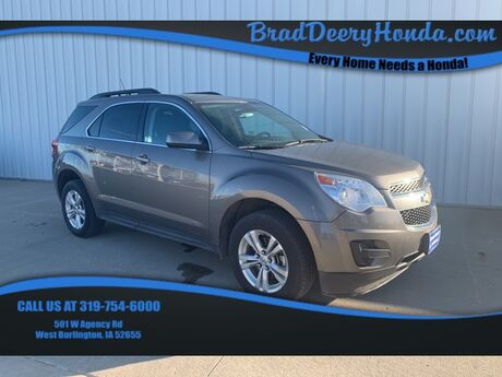 2012 Chevrolet Equinox LT West Burlington IA