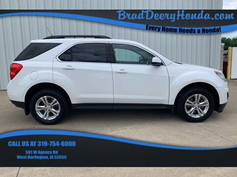 2012_Chevrolet_Equinox_LT_ West Burlington IA