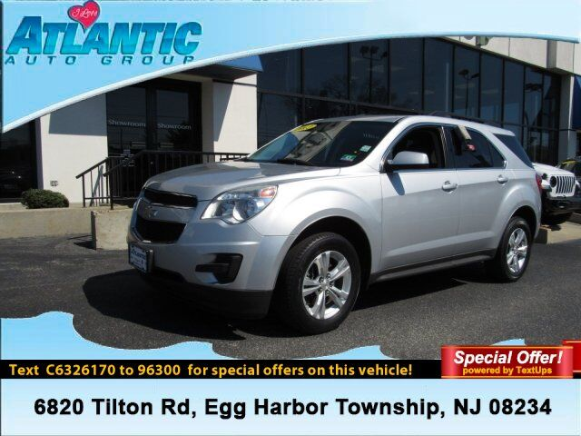 2012 Chevrolet Equinox LT w/1LT Egg Harbor Township NJ