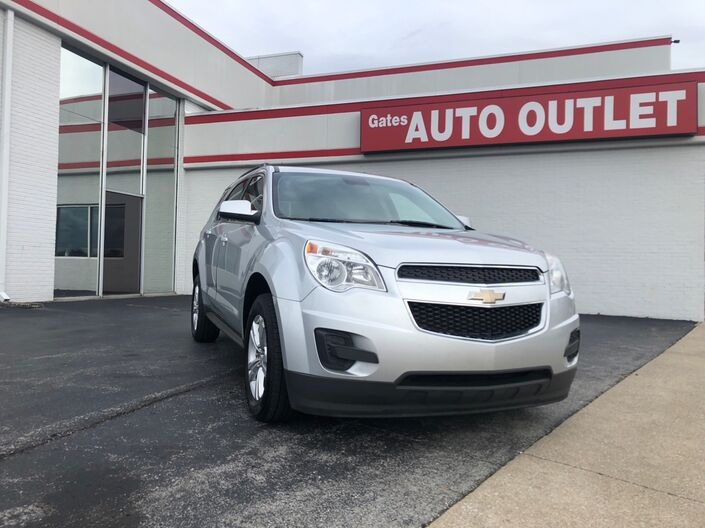 2012 Chevrolet Equinox LT w/1LT Richmond KY