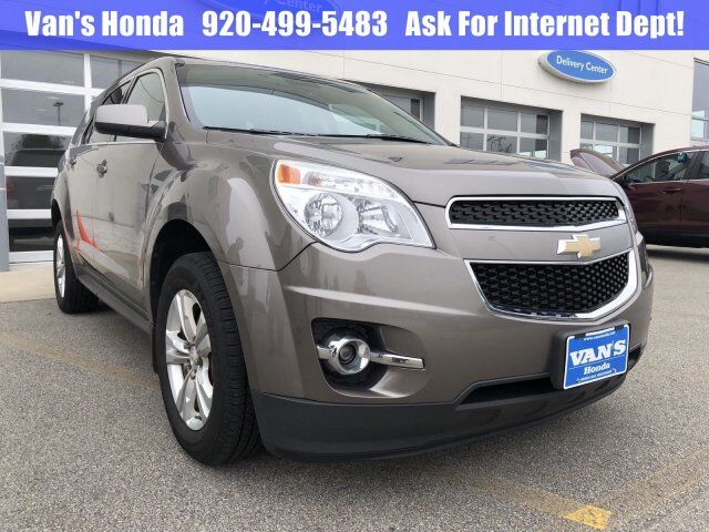 2012 Chevrolet Equinox LT w/2LT Green Bay WI