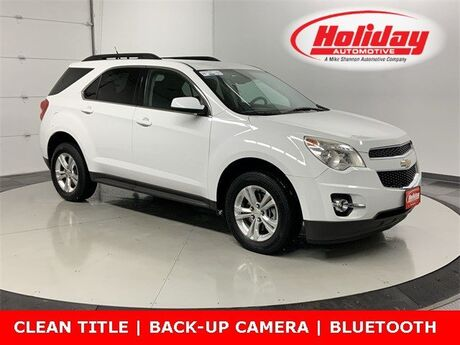2012 Chevrolet Equinox LT with 2LT Fond du Lac WI
