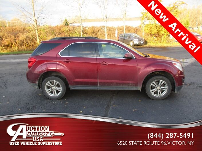 2012 Chevrolet Equinox LT Raleigh