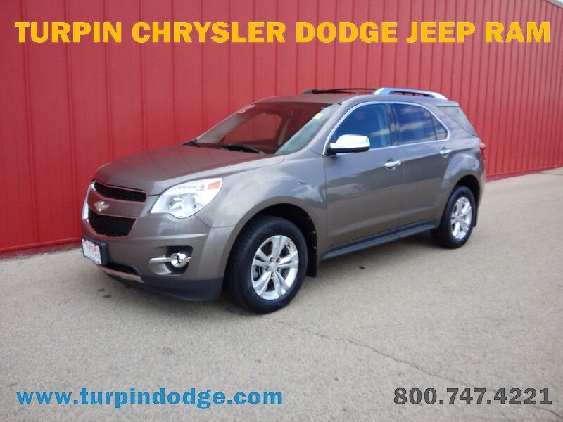 2012 Chevrolet Equinox LTZ Dubuque IA