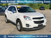 2012 Chevrolet Equinox LTZ South Burlington VT