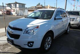 2012_Chevrolet_Equinox_LTZ_ Richmond CA