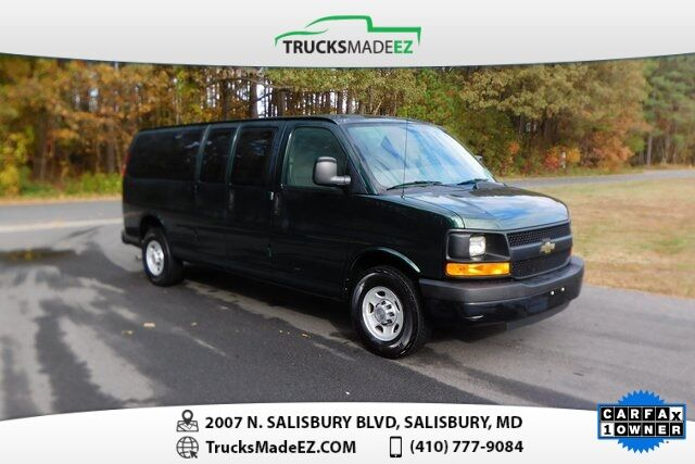 2012 Chevrolet Express 3500 LS Salisbury MD