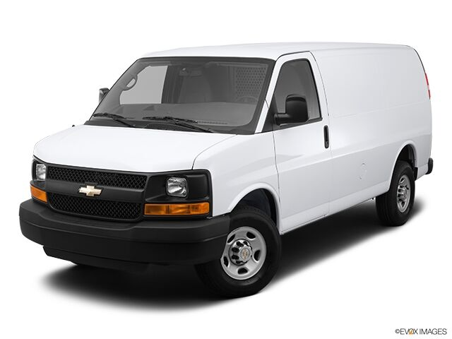 2012 Chevrolet Express Cargo 3500 Indianapolis IN