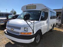 2012_Chevrolet_Express Commercial Cutaway_3500 BUS_ Ashland VA