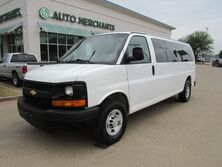 Chevrolet Express LS 3500 Extended 2012