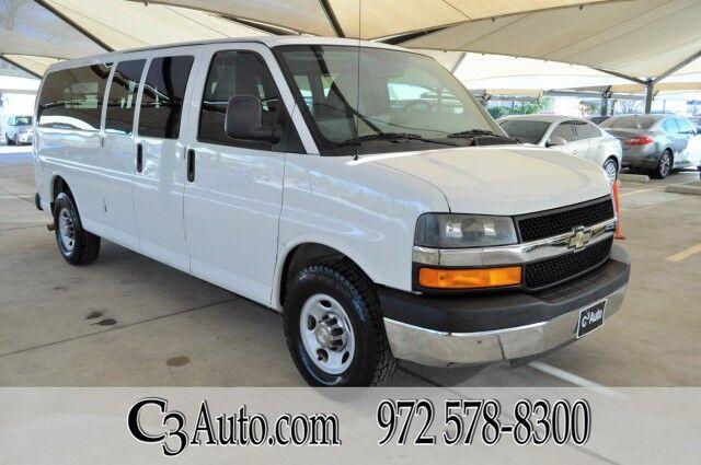 2012 Chevrolet Express Passenger 1LT Plano TX