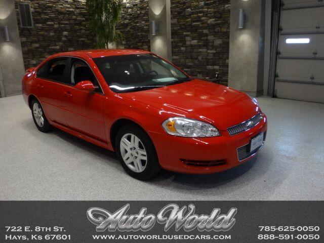 2012 Chevrolet IMPALA LT  Hays KS