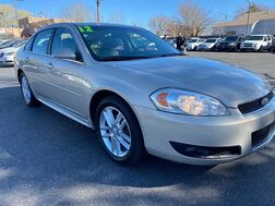 2012_Chevrolet_Impala_4d Sedan LTZ_ Albuquerque NM