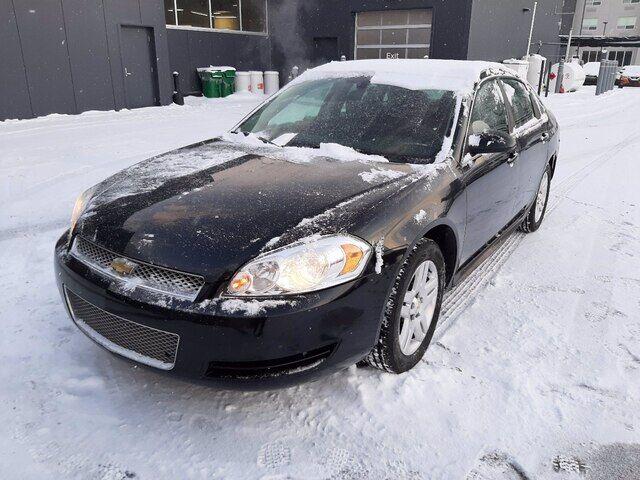 2012 Chevrolet Impala LS | CLOTH | AUTOMATIC | *GREAT DEAL* Calgary AB