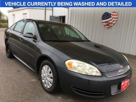 2012_Chevrolet_Impala_LS_ Edinburg TX