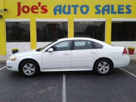 2012_Chevrolet_Impala_LS_ Indianapolis IN