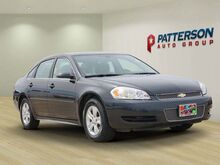 2012_Chevrolet_Impala_LS Sedan_ Wichita Falls TX