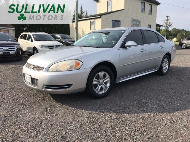 2012 Chevrolet Impala LS Woodbine NJ