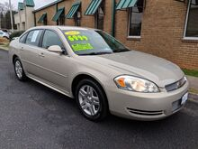 2012_Chevrolet_Impala_LT (Fleet)_ Knoxville TN