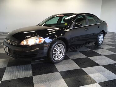 2012_Chevrolet_Impala_LT Fleet_ Chattanooga TN