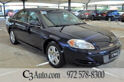2012_Chevrolet_Impala_LT Retail_ Plano TX