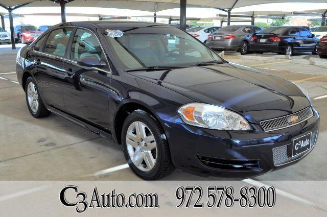 2012 Chevrolet Impala LT Retail Plano TX
