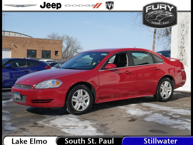 2012 Chevrolet Impala LT Retail St. Paul MN