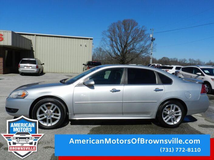 2012 Chevrolet Impala LTZ Brownsville TN