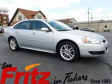 2012_Chevrolet_Impala_LTZ_ Fishers IN