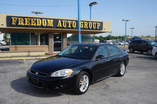 2012 Chevrolet Impala LTZ Dallas TX