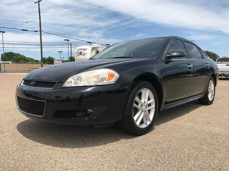 2012_Chevrolet_Impala_LTZ_ Killeen TX