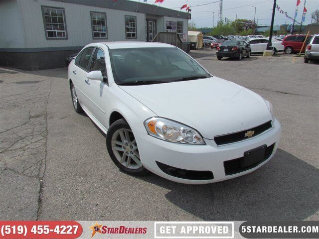 2012 Chevrolet Impala LTZ LEATHER WELL MAINTAINED London ...