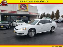 2012_Chevrolet_Impala_LTZ_ Pocatello and Blackfoot ID