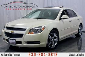 2012_Chevrolet_Malibu_2.4L Ecotec Engine FWD 2LT w/ Sunroof, Power Heated Seats, Remote Start, Bluetooth Wireless Tech, USB & AUX Input_ Addison IL