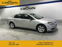 2012_Chevrolet_Malibu_LS **Extremely Low Kms** No Accidents** Great Condition**_ Winnipeg MB