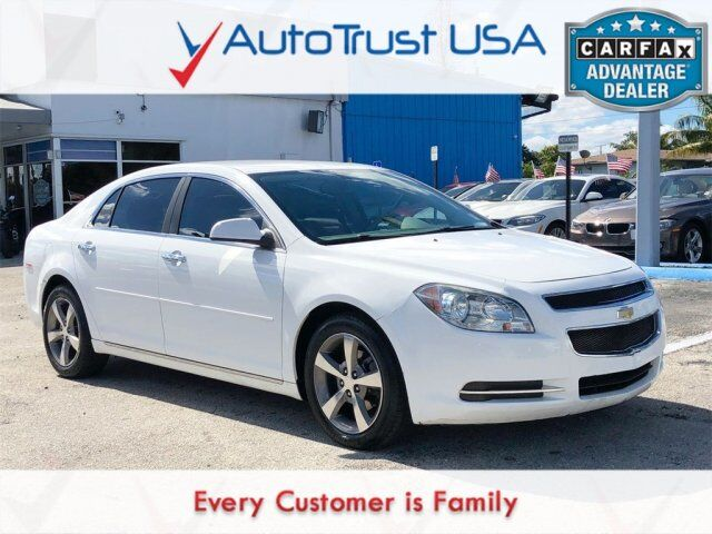 2012 Chevrolet Malibu LT 1LT - Value Lot Miami FL