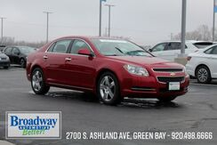 2012_Chevrolet_Malibu_LT 1LT_ Green Bay WI