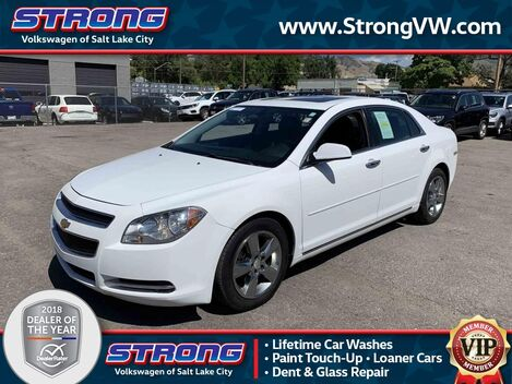 2012_Chevrolet_Malibu_LT_ Salt Lake City UT