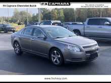 2012_Chevrolet_Malibu_LT_ Watertown NY