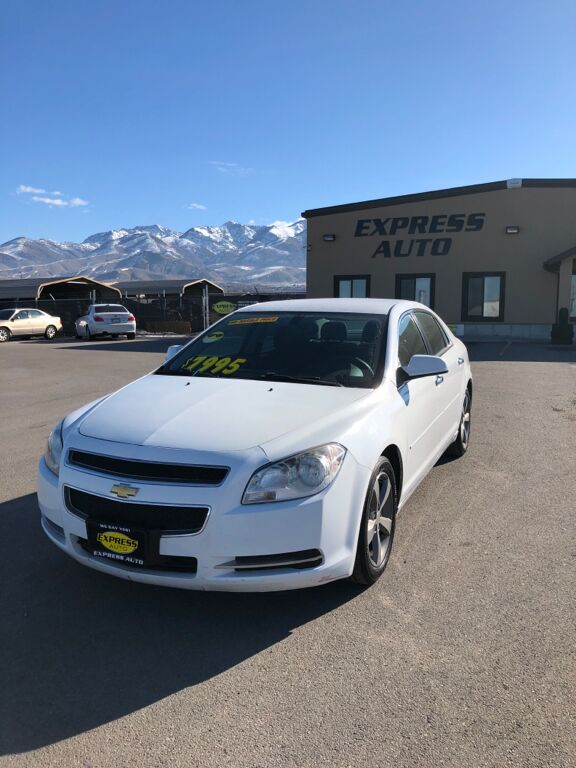 2012 Chevrolet Malibu LT W/1LT North Logan UT ...