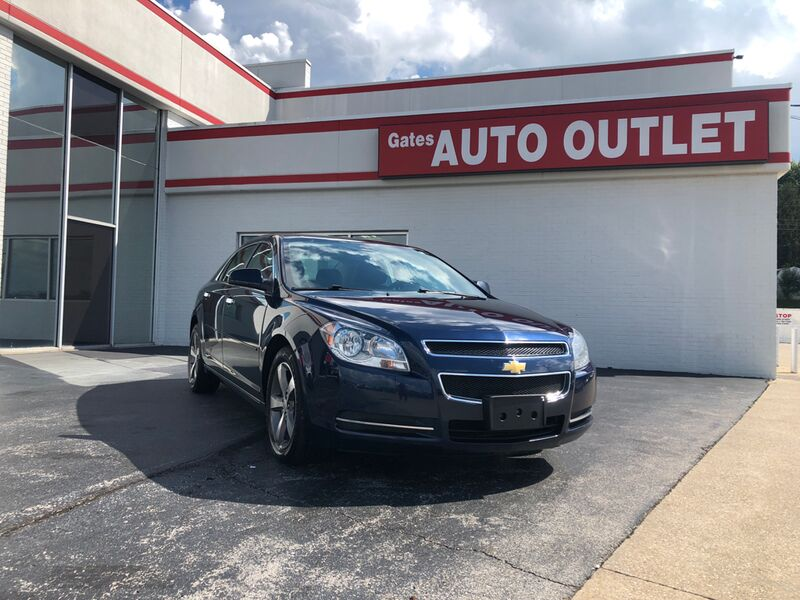2012 Chevrolet Malibu LT W/1LT Richmond KY ...