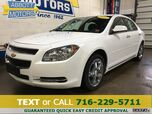 2012 Chevrolet Malibu LT2 w/Leather & Moonroof