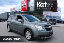 2012_Chevrolet_Orlando_1LT, One Owner, Locally Driven, No Accidents_ Kelowna BC