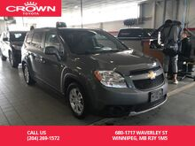 2012_Chevrolet_Orlando_4dr Wgn 1LT / One Owner / Local / Immaculate Condition_ Winnipeg MB