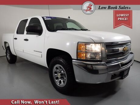 2012 Chevrolet SILVERADO 1500 LT Salt Lake City UT