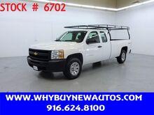 2012_Chevrolet_Silverado 1500_~ 4x4 ~ Extended Cab ~ Only 74K Miles!_ Rocklin CA