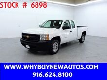 2012_Chevrolet_Silverado 1500_~ Extended Cab ~ Liftgate ~ Only 25K Miles!_ Rocklin CA