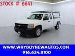 2012 Chevrolet Silverado 1500 ~ Extended Cab ~ Only 20K Miles!