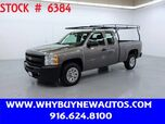 2012 Chevrolet Silverado 1500 ~ Extended Cab ~ Only 31K Miles!