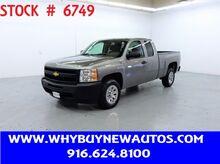 2012_Chevrolet_Silverado 1500_~ Extended Cab ~ Only 32K Miles!_ Rocklin CA